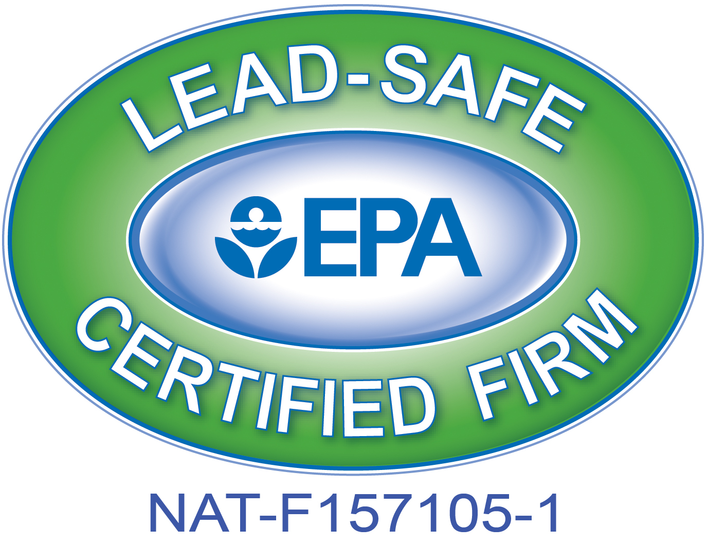 EPA Certified Firm Badge