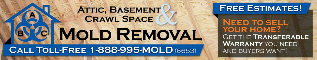 ABC Mold Removal Logo
